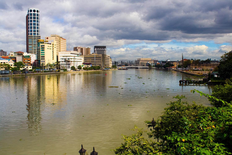 pasig river